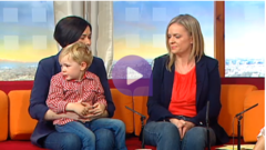 Ireland AM Same-sex family